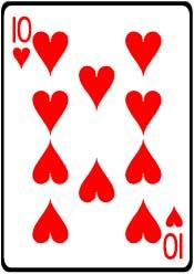 Hjerter 10 – Hva vil kortene si?