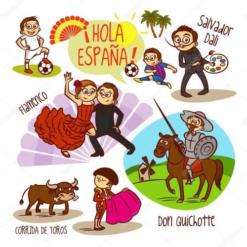 Ta en spansk en..